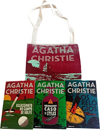 Kit Agatha Christie (+ Ecobag)