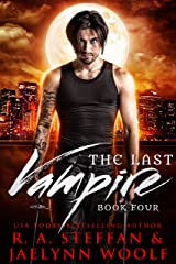 The Last Vampire: Book Four Kindle Edition