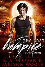 The Last Vampire: Book Four