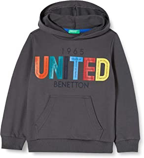 United Colors of Benetton Felpa Sudadera para Ni/ñas