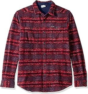 Men's Flare Gun Fleece Over Shirt