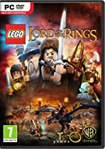 Lego Lord Of The Rings PC DVD Game UK PAL