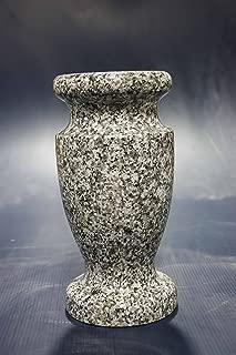 Rosa Beta Granite Monument Vase Cemetery Tombstone Headstone Gravestone Flower Memorial Company Prices head stones 12x5.5-A