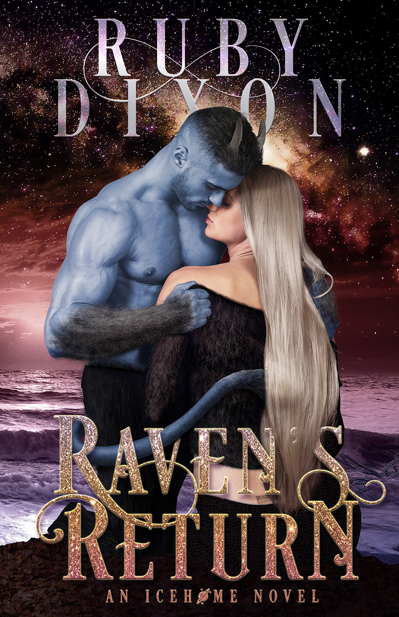 Raven's Return: A SciFi Alien Romance (Icehome Book 12)