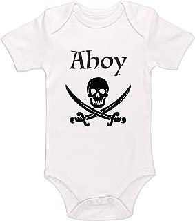 Ahoy Pirate Bodysuit