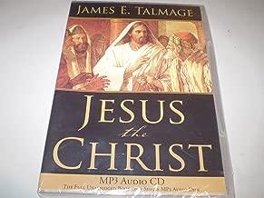 Jesus the Christ. MP3 Audio CD - Full Unabridged Book on Single MP3 Audio Disk
