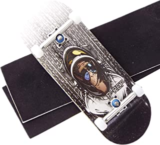 P-REP Solid Performance Complete Wooden Fingerboard 34mm x 100mm (Space Monkey)