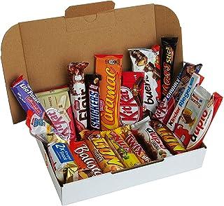CAPTAIN PLAY | Snack Box mit verschiedenen Schokoriegeln | 2