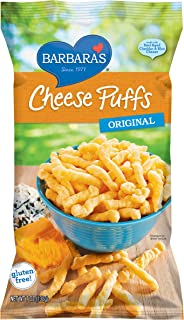 Barbara's Cheese Puffs, Original, 7 Ounce (Pack of 12)