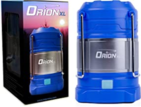 Supernova Orion Ultimate Survival Rechargeable LED Camping Lantern and Power Bank - Most Versatile, Brightest Lantern for Emergency, Recreation and Hiking Lantern Available