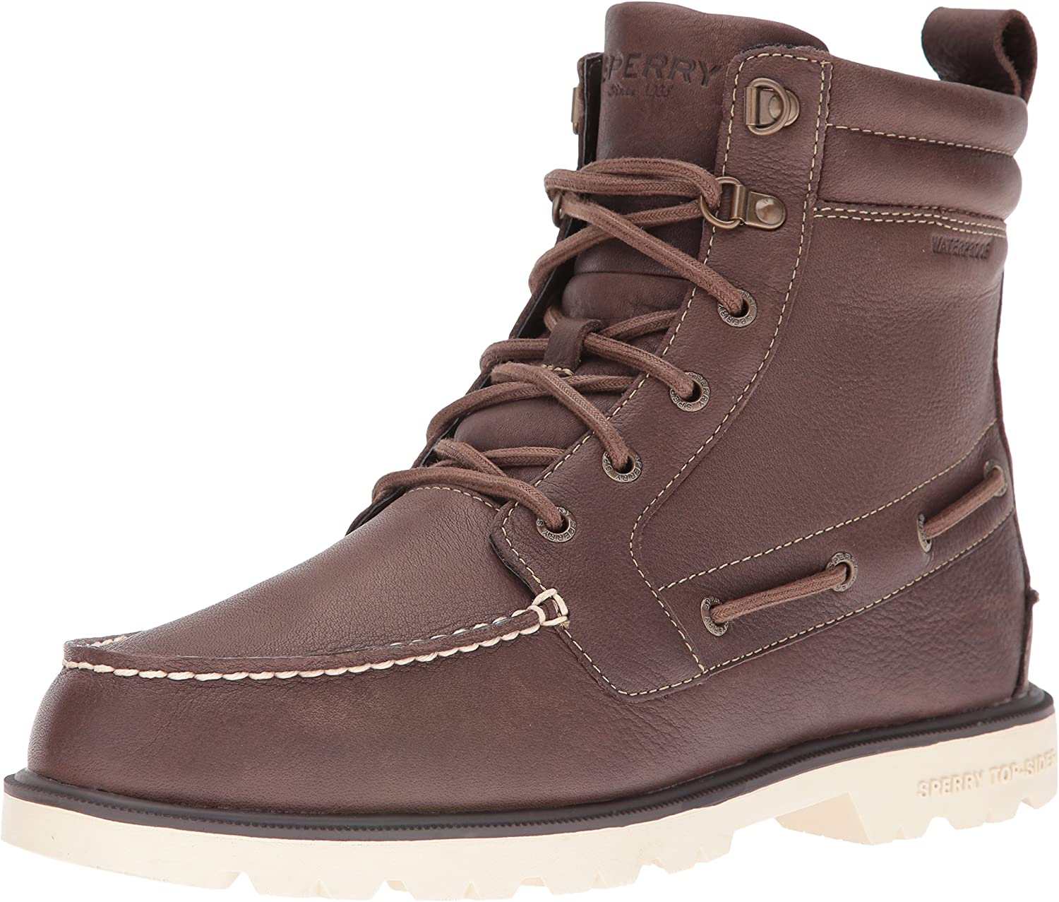 Sperry Mens A O Lug Boot II WP Chukka Boots