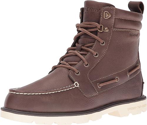 Sperry año Lug New botas Leather, Botines para Hombre