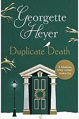 Duplicate Death Kindle Edition