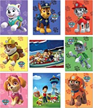 PAW Patrol Wall Art Poster Prints - Set of 9 (8 inches x 10 inches) Photos - Ryder Chase Marshall Skye Zuma Rubble