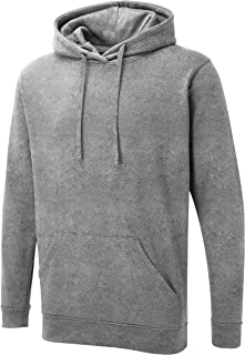 Personalised embroidered Logo or text UX4 unisex sweatshirt hoodie workwear