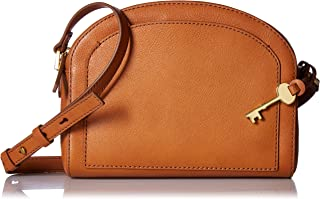 FOSSIL Women's Chelsea Bag, Brown, One Size