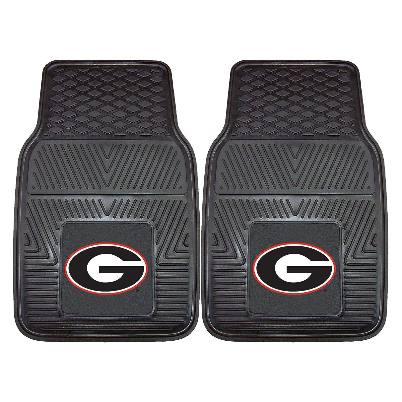 FANMATS NCAA University of Georgia Bulldogs Vinyl Heavy Duty Car Mat