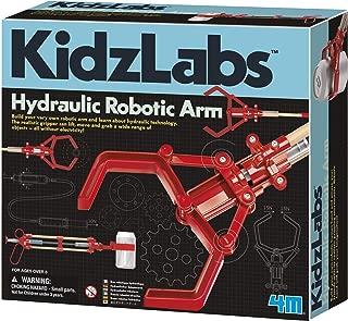 4M Hydraulic Robot Arm Kids Science Kit