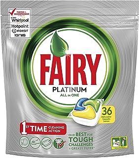 Fairy Auto Dish Wash Platinum 36 Capsules