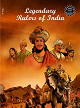 Legendary Rulers of India (15 in 1): Special Issue (Amar Chitra Katha)