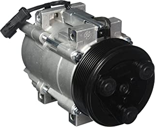 Denso 471-6046 A/C Compressor with Clutch
