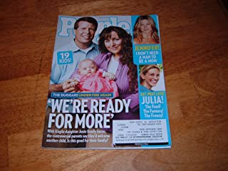 The Duggar Family-With 19 Kids Says,