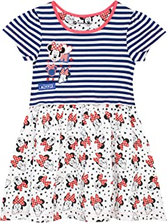 Disney Minnie Mouse - Vestido para Niñas - Minnie Mouse