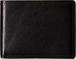 Bosca Dolce Collection - 8-Pocket Deluxe Executive Wallet