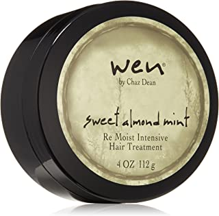 WEN by Chaz Dean Sweet Almond Mint Re Moist Hair Treatment, 4 fl. oz.