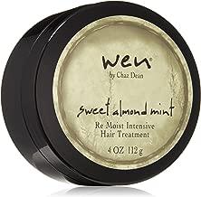 WEN by Chaz Dean Sweet Almond Mint Re Moist Hair Treatment, 4 fl. oz.