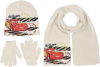 Disney Cars Hoed Sjaal en Handschoen Set