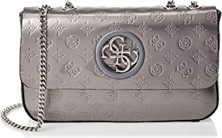 Guess Crossbody for Women- Silver