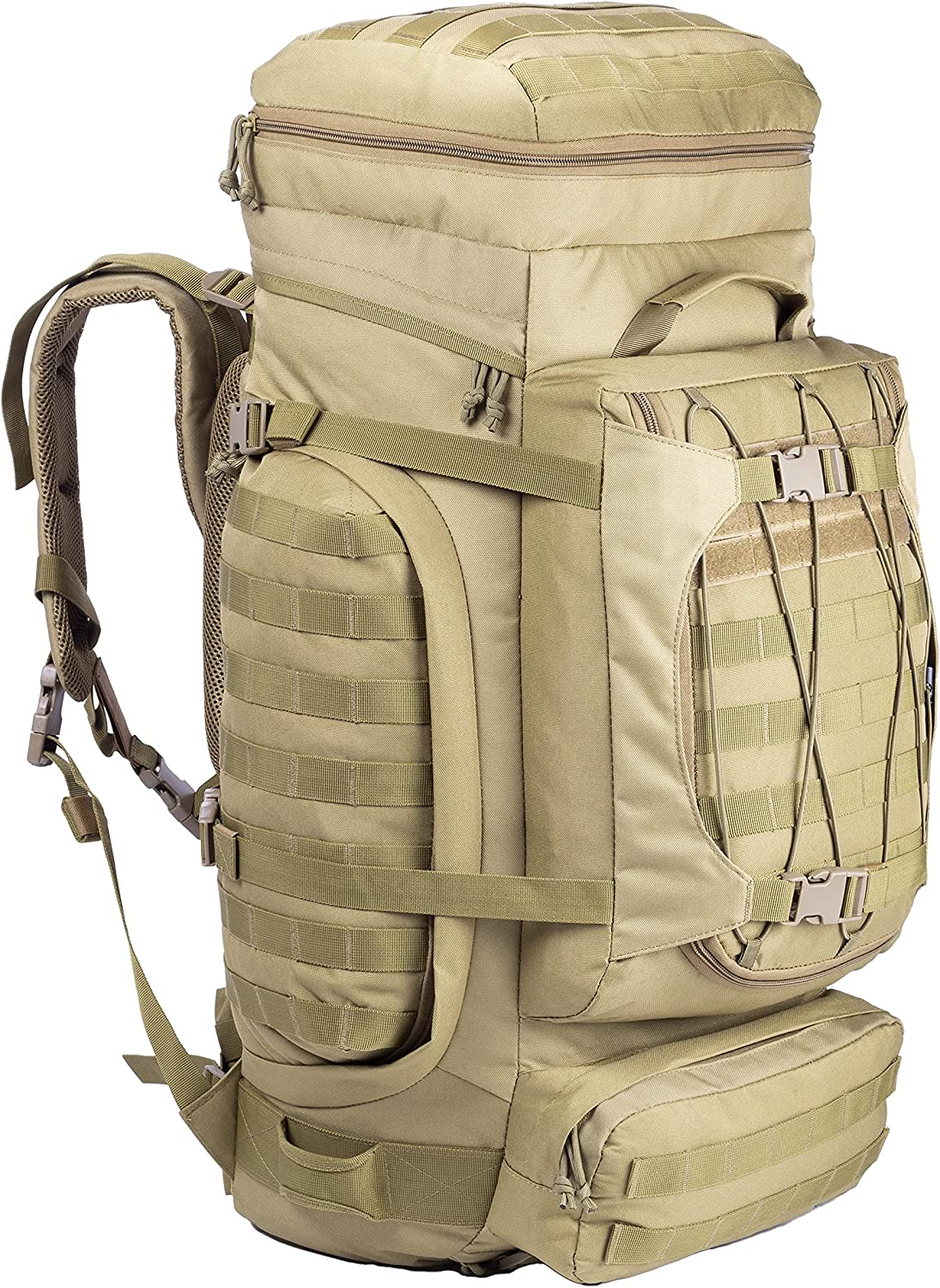San Jose Mall Some reservation XMILPAX Military Internal Frame Army Backpack Tactical Rucksack