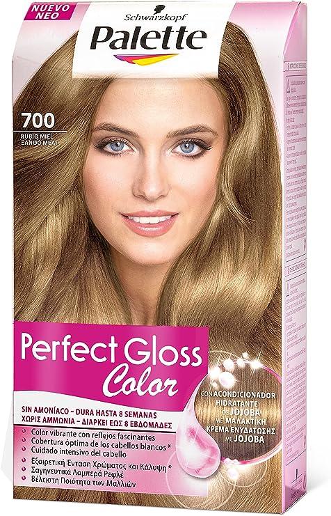Palette Perfect Gloss 1862140 - Coloración semipermanente/baño de color, tono 700