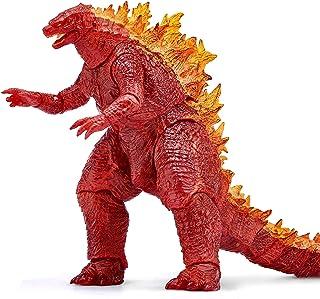 King of The Monsters Figure - Monster Series Toy - Burning Godzilla - Godzilla Movie Action Figure - Godzilla Toys Size 1...