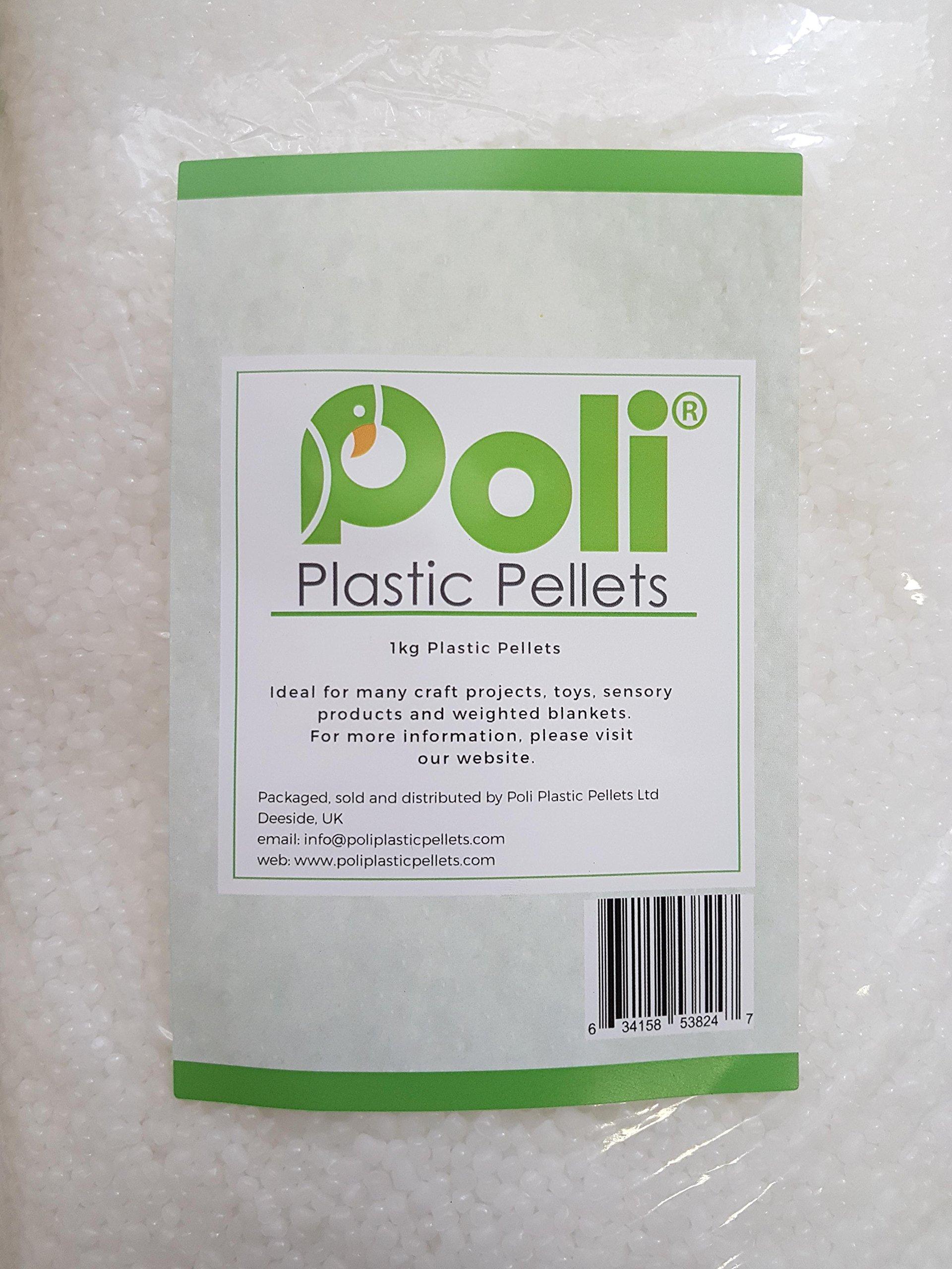 Plastic Poly Pellets 1kg