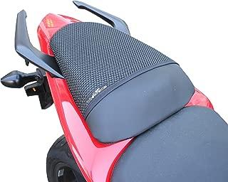 Triboseat Coprisella Passeggero Antiscivolo Nero Compatibile Con Ducati HyperMotard SP 2013-2015