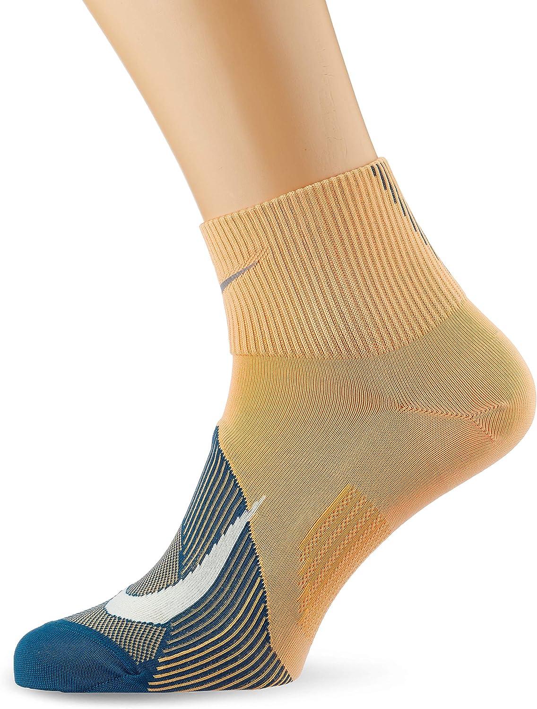 Nike Men`s Spark Lightweight Quarter Running Socks 1 Pair
