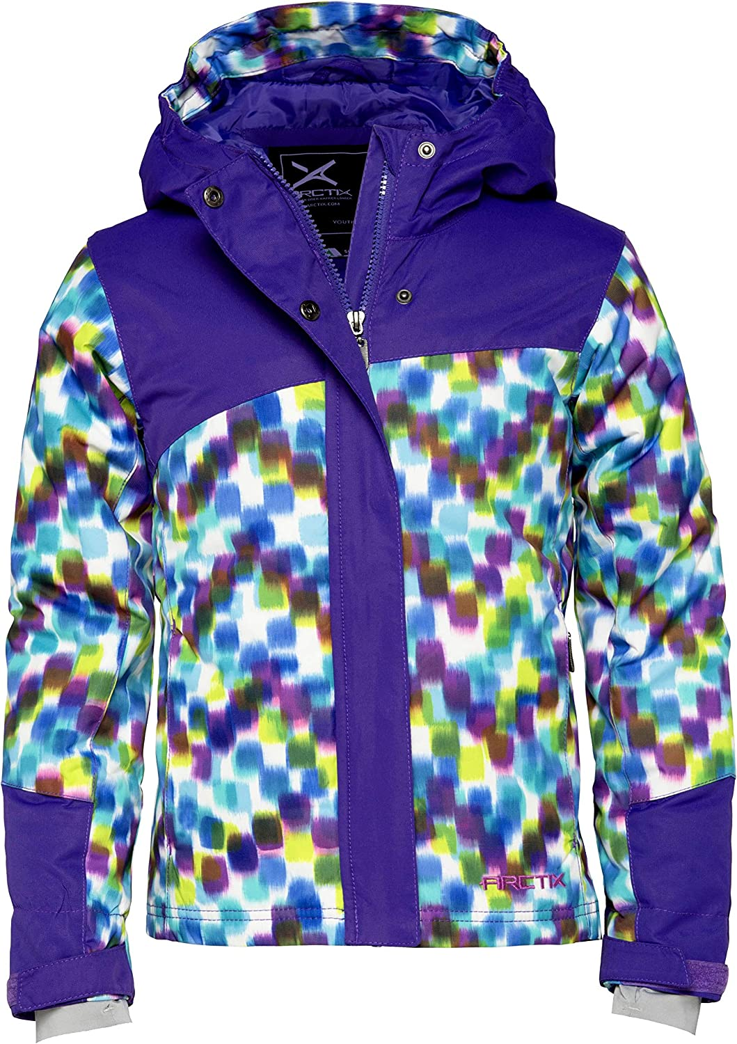 Arctix Inventory cleanup selling sale Girls Sunbowl Arlington Mall Jacket Insulated