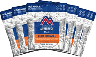 Mountain House Pasta Primavera | Freeze Dried Backpacking & Camping Food | Survival & Emergency Food