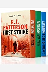 The Brady Hawk Series: Books 1-3 (The Brady Hawk Series Boxset Book 1) Kindle Edition