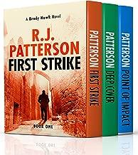 The Brady Hawk Series: Books 1-3 (The Brady Hawk Series Boxset Book 1)