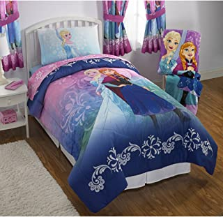 Flat or Fitted Sheet ** *** Frozen Elsa and Anna Single Bed Quilt Cover Set #8