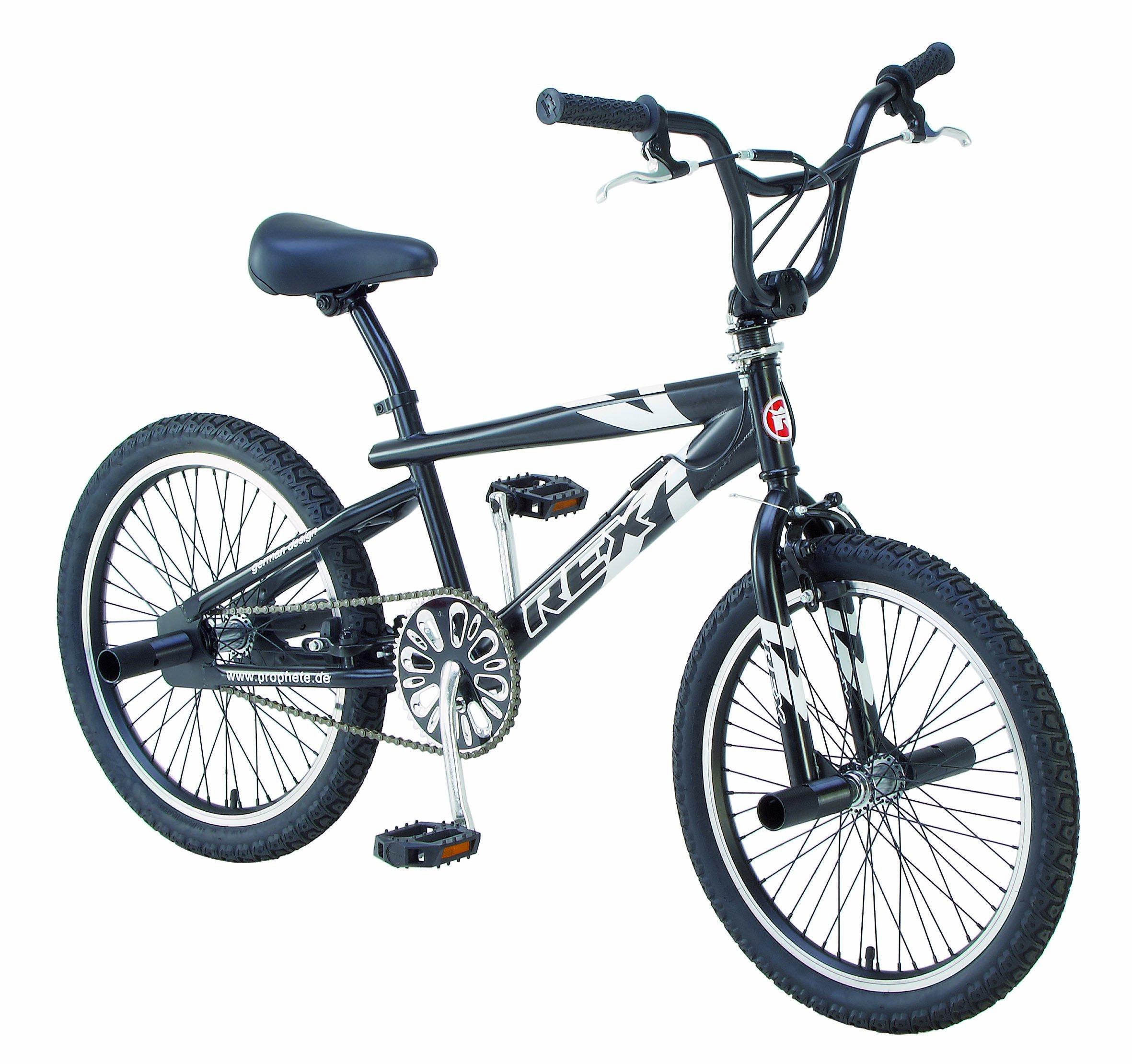 Freerider 1300 - Bicicleta (hasta 35 cm, hasta 41 cm), Color Negro Mate, Talla 20
