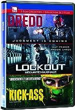 DREDD/LOCKOUT/KICK-ASS TRIPLE FEATURE E