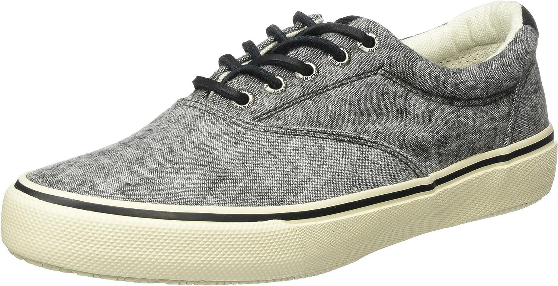 Sperry Men's Striper LL CVO Linen Sneakers