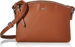 TOM TAILOR bags ROMA Damen Umhängetasche S, 25x7,5x17
