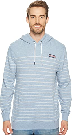 Vineyard Vines - Pullover Washed Striped Hoodie