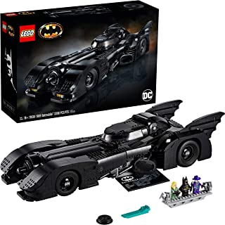 LEGO 76139 DC Comics Batman 1989 Batmobile