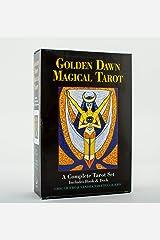 Golden Dawn Magical Tarot Cards
